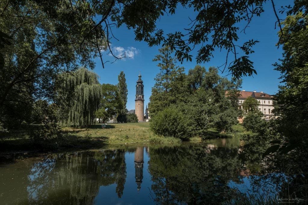 Stadtschloss in Weimar