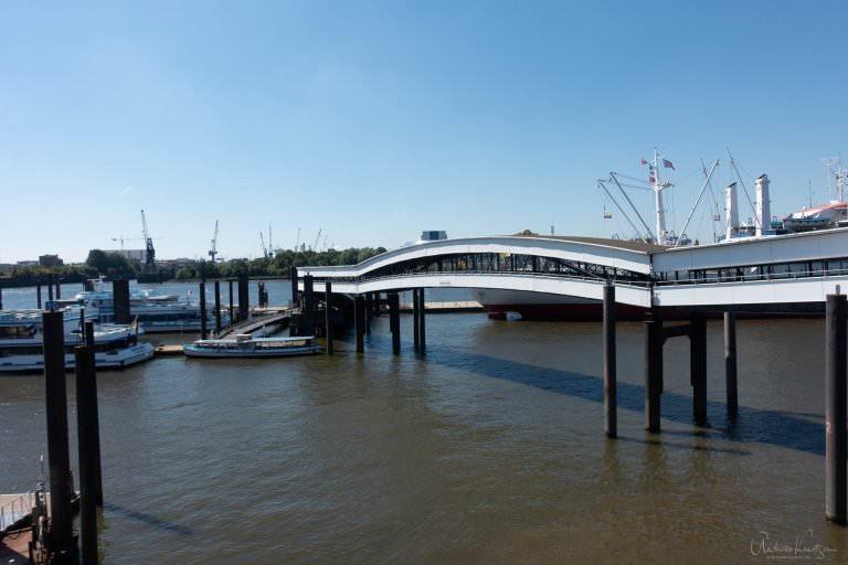 Überseebrücke - RX100