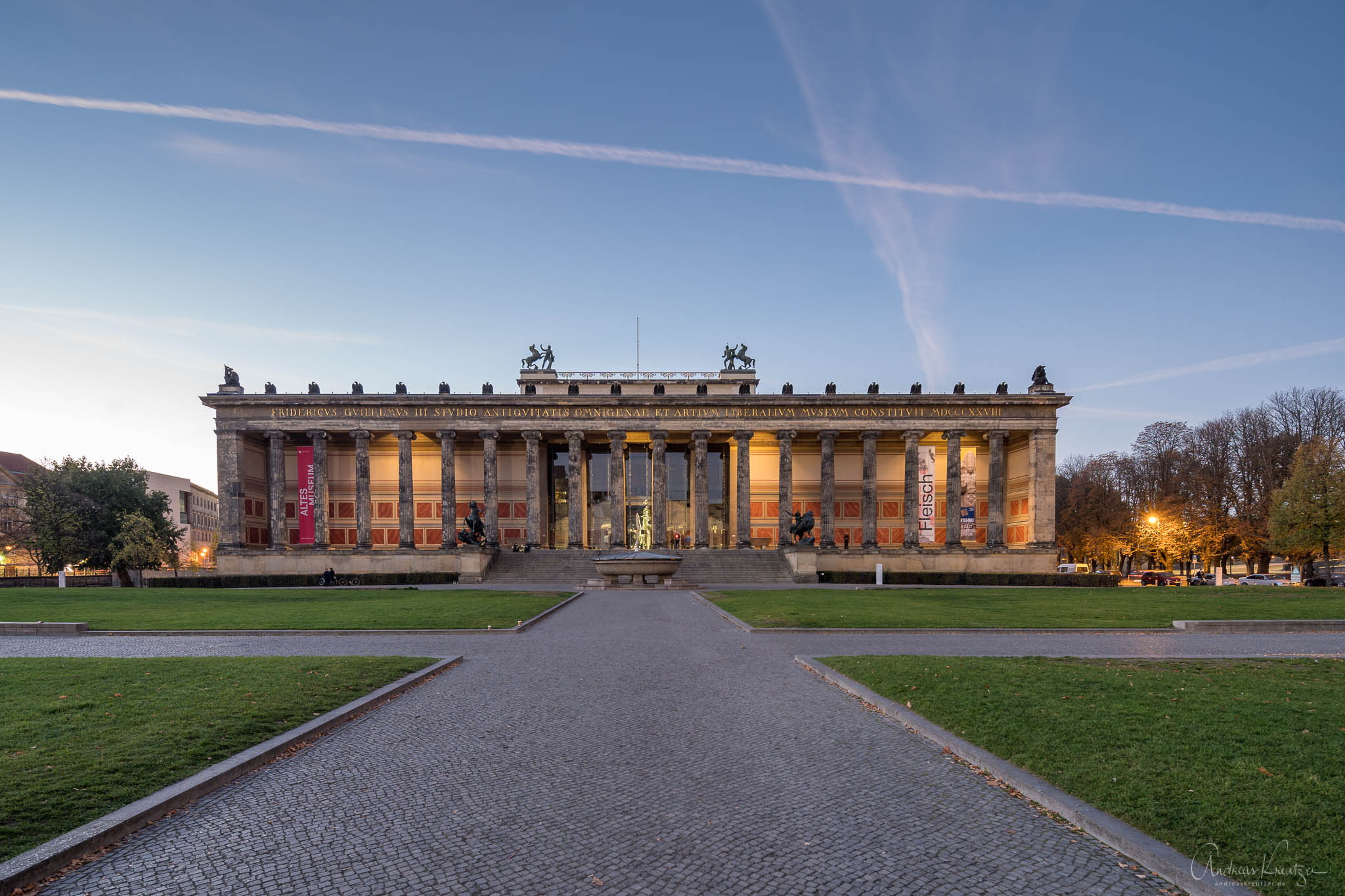 Altes Museum in Berlin