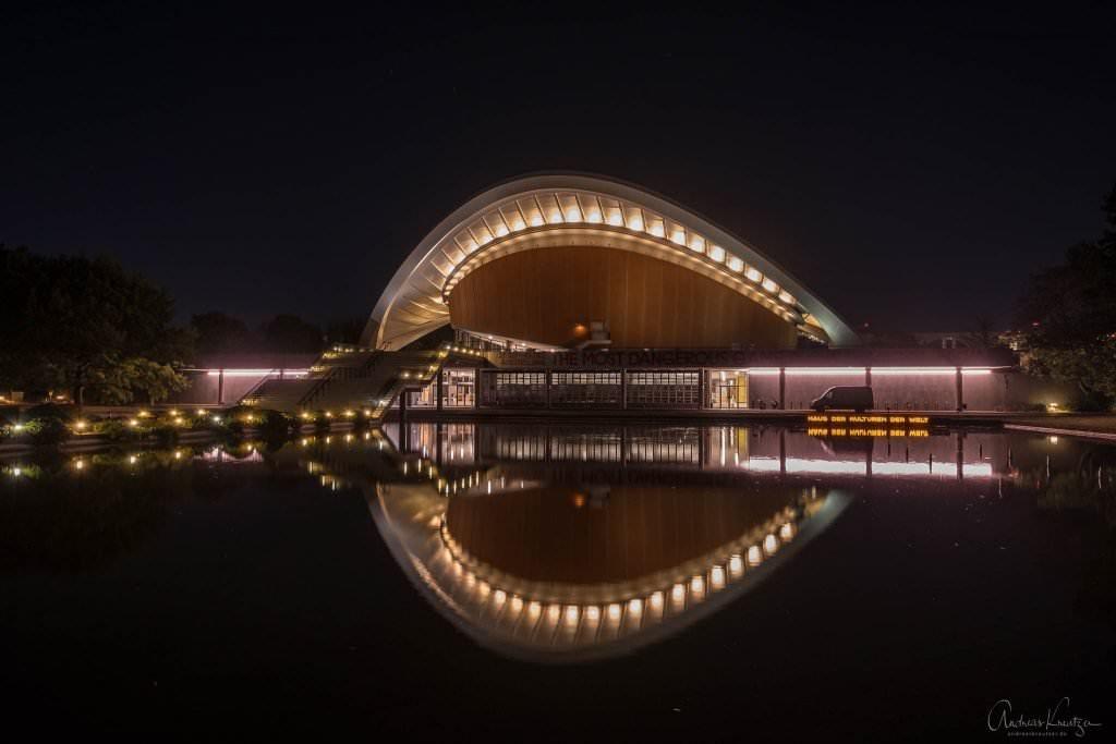 Haus der Kulturen in Berlin