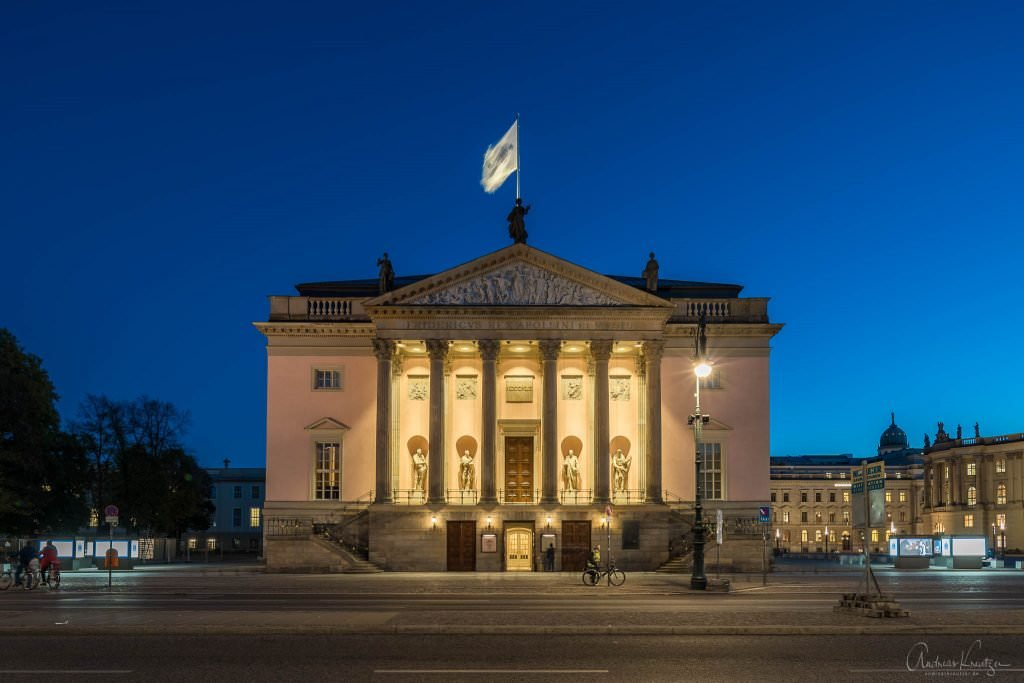Staatsoper in Berlin