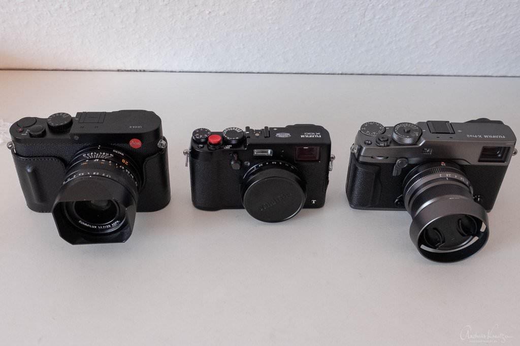 Leica Q X100T XPro2