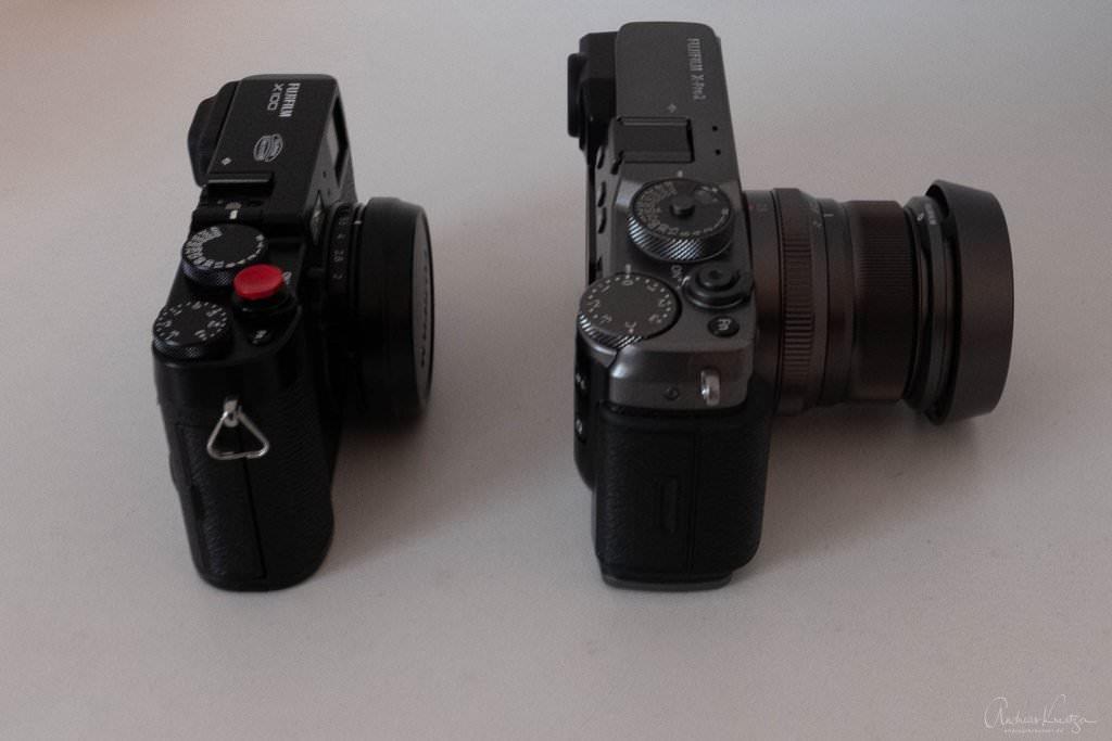 X100T vs XPro2