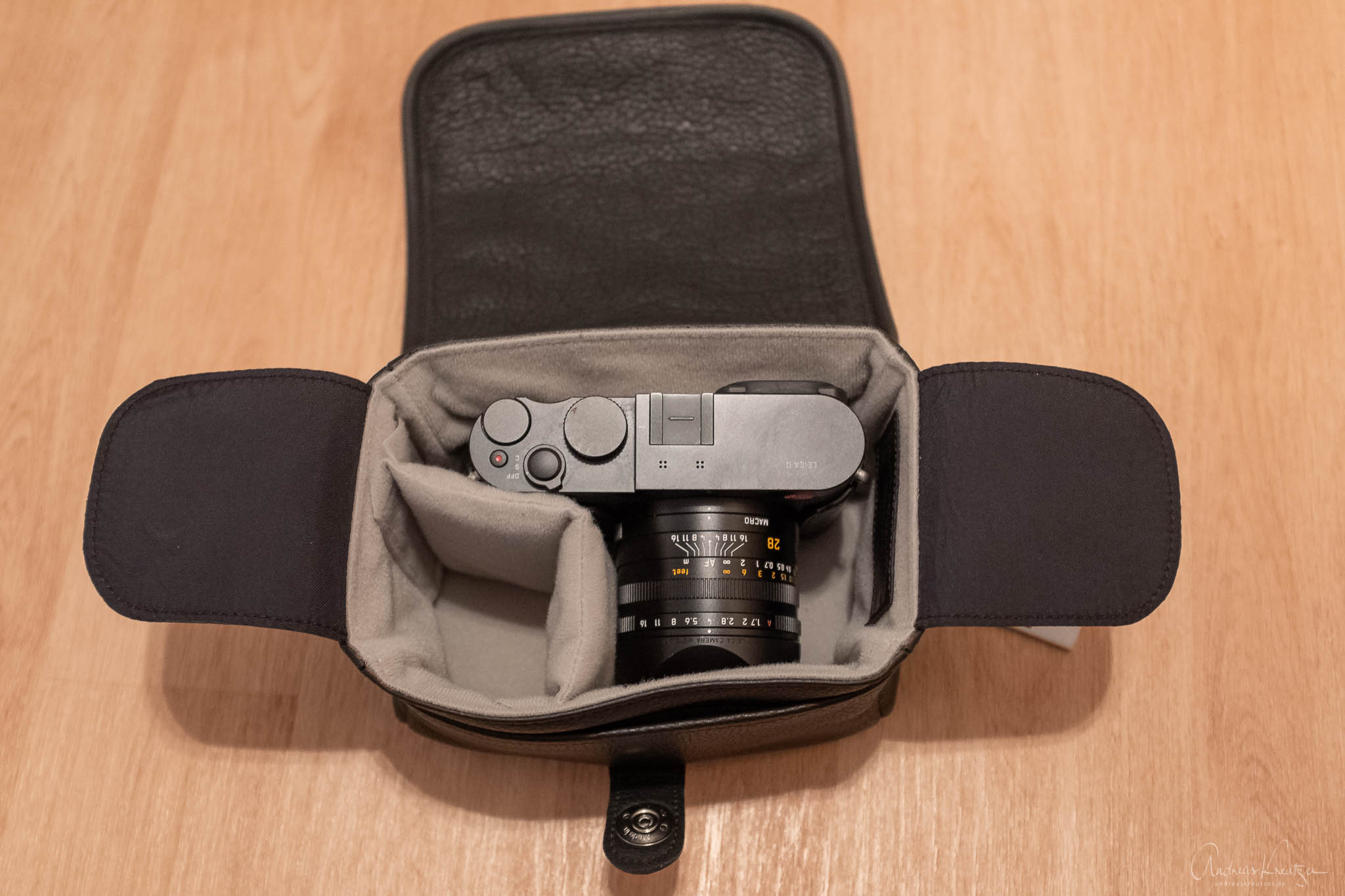 Leica Q in Oberwerth Charlie