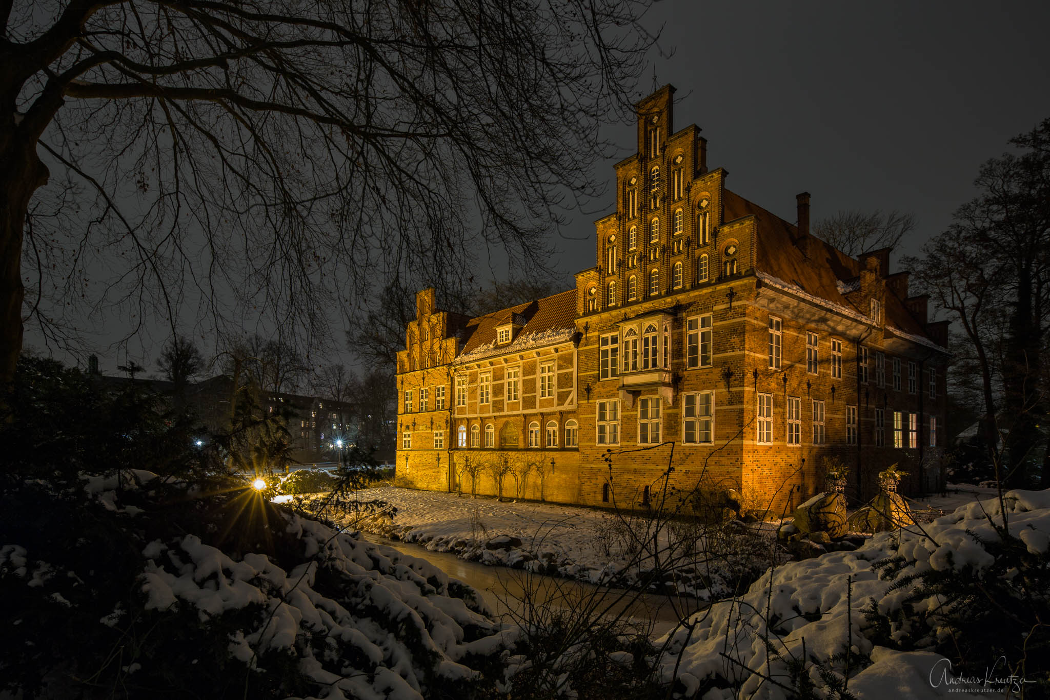 Bergedorfer Schloss IV