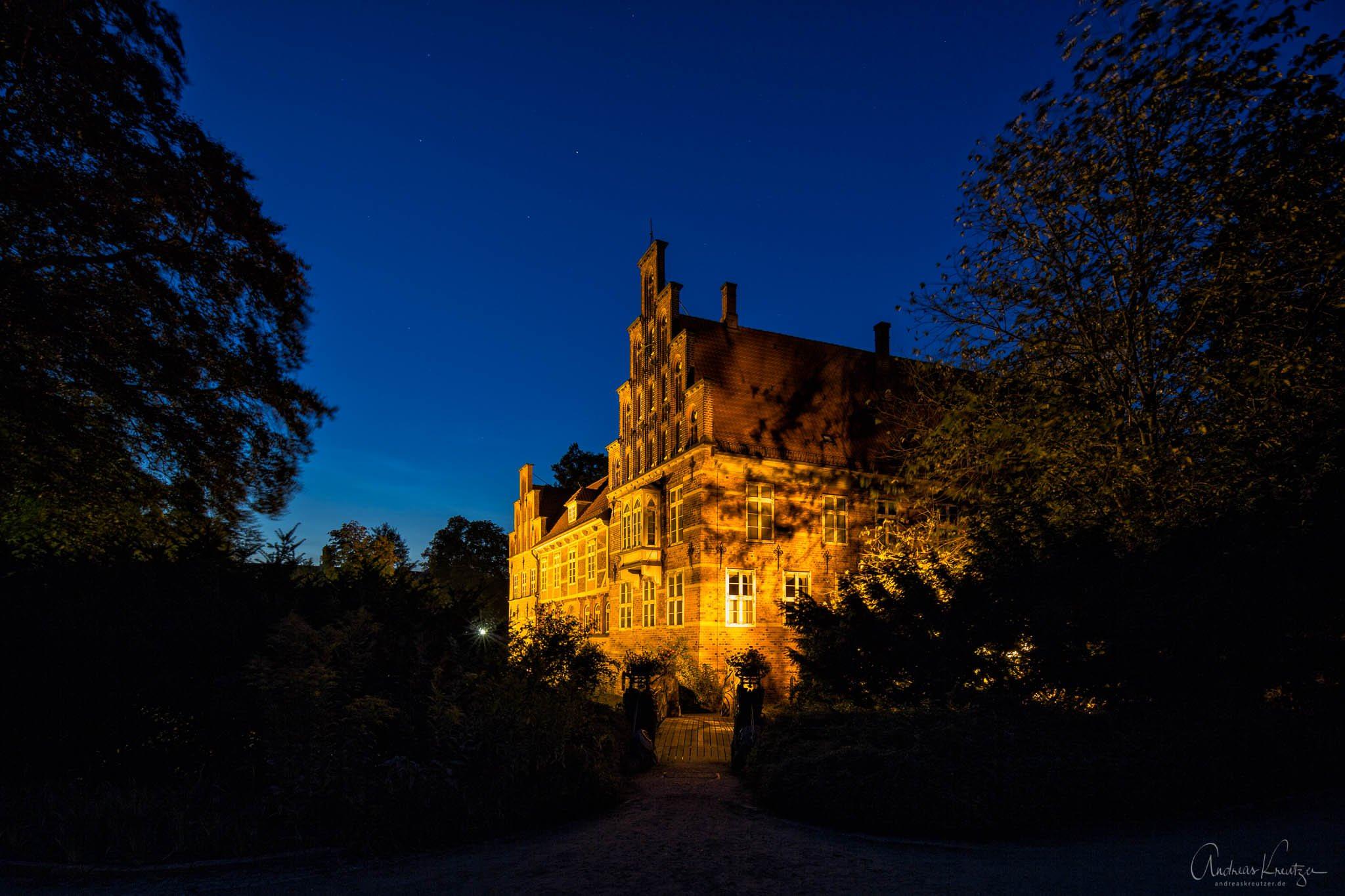 Bergedorfer Schloss X