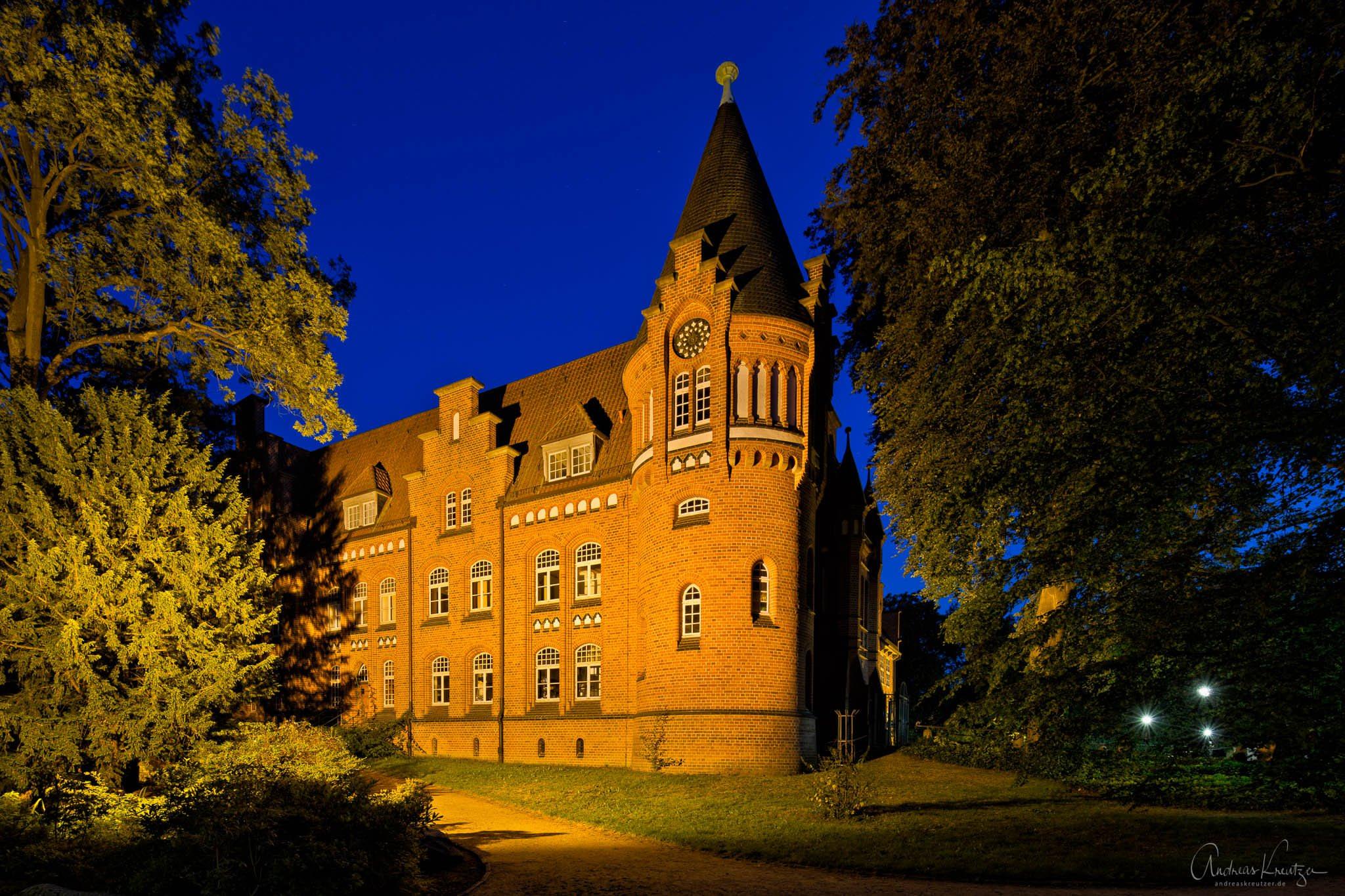 Bergedorfer Schloss XII