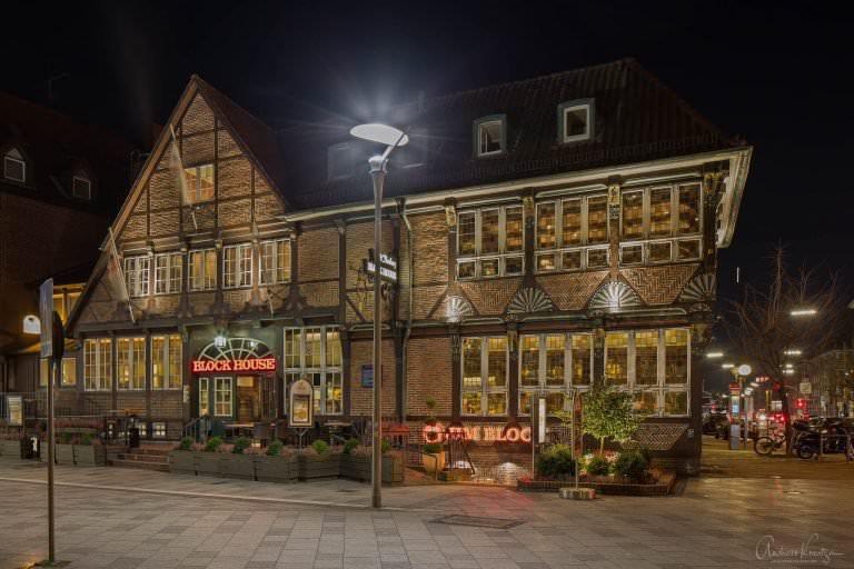 Historisches Fachwerkgebäude am Sachsentor in Bergedorf II