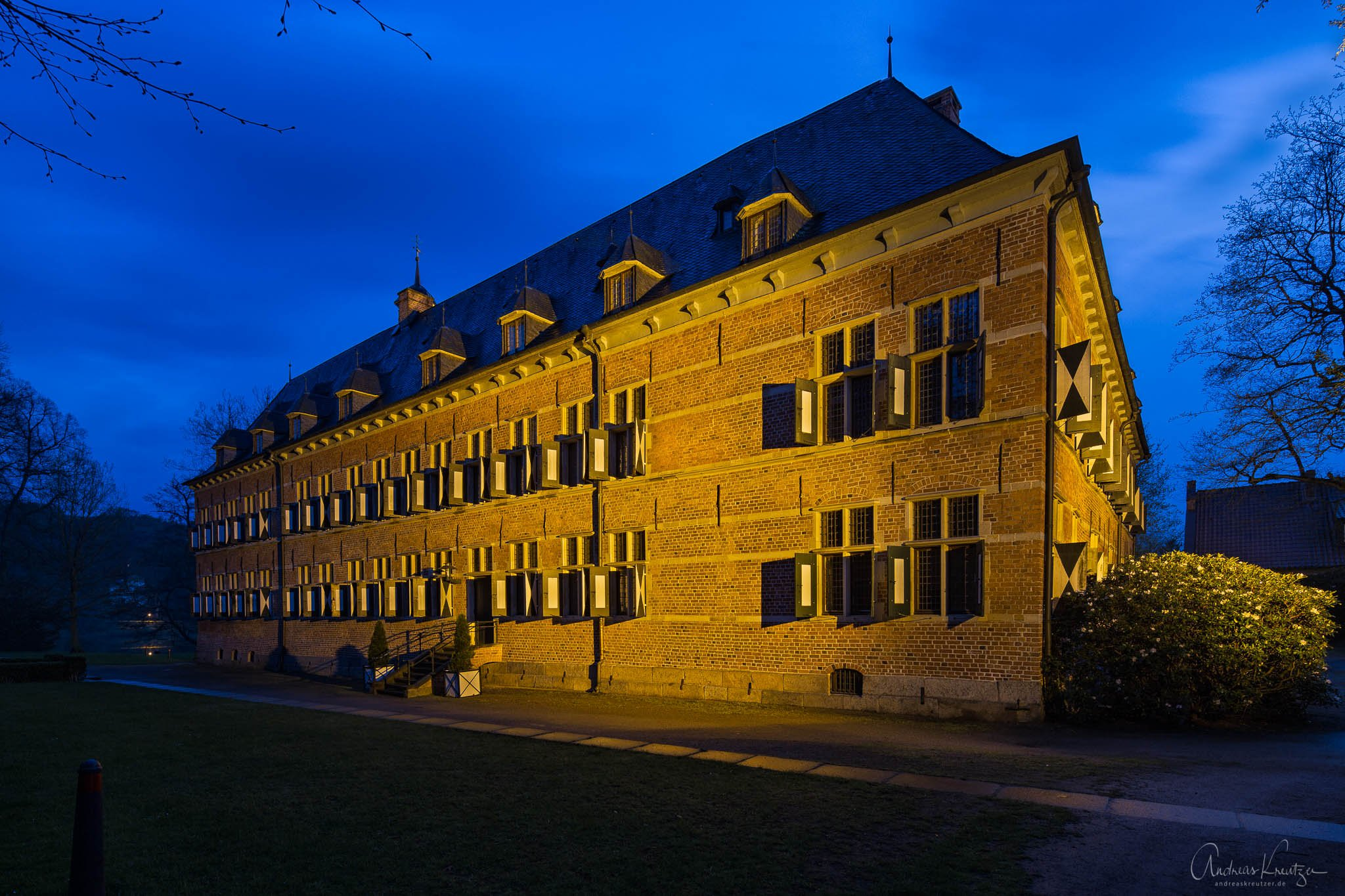 Reinbeker Schloss XI