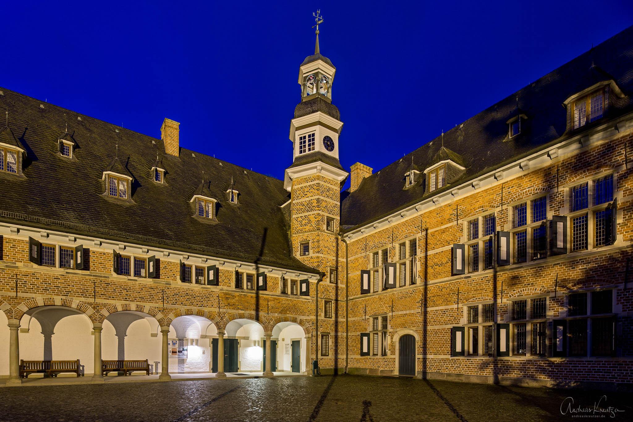 Reinbeker Schloss XII