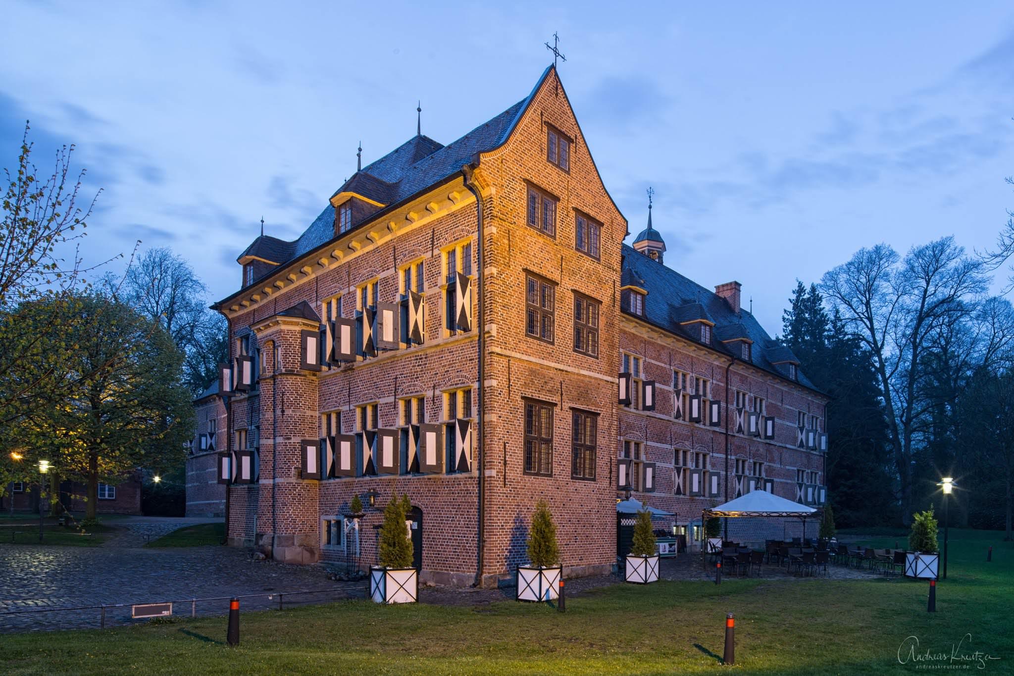 Reinbeker Schloss XIII