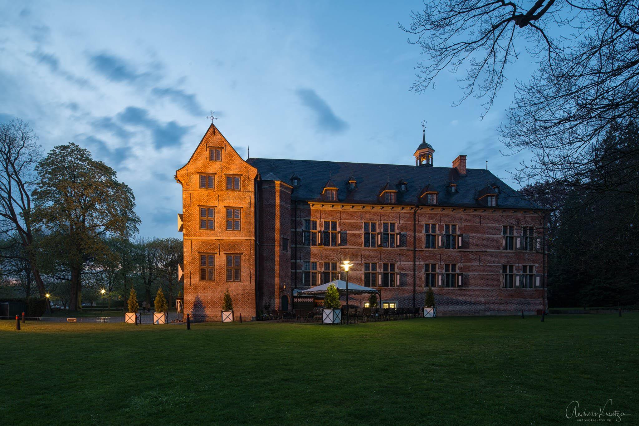 Reinbeker Schloss XIV