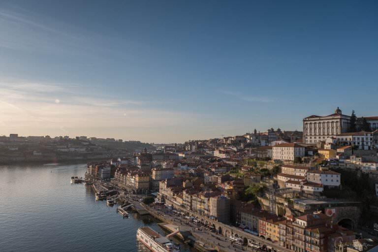 Blick von Ponte Dom Luís I