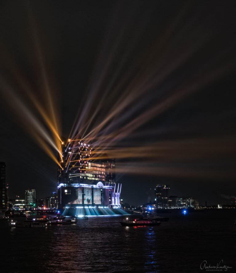 Eröffnung der Hamburger Elbphilharmonie III