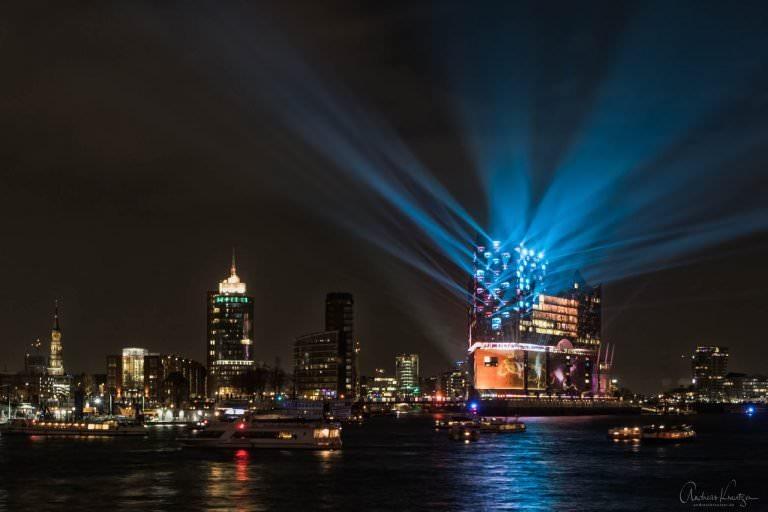 Eröffnung der Hamburger Elbphilharmonie VI