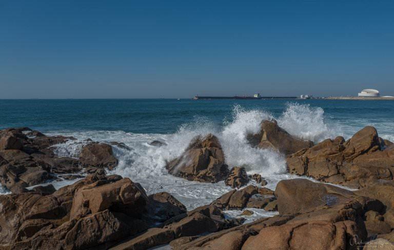 Küste bei Matosinhos