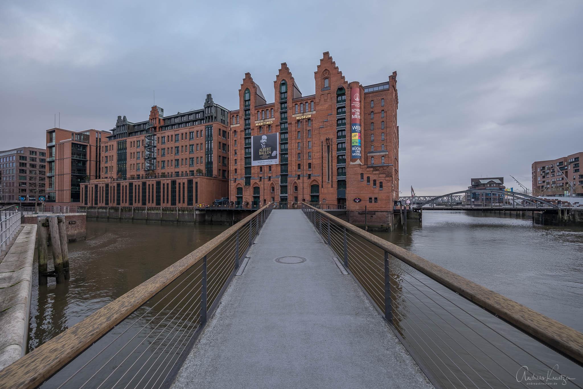 Maritimes Museum Hamburgd