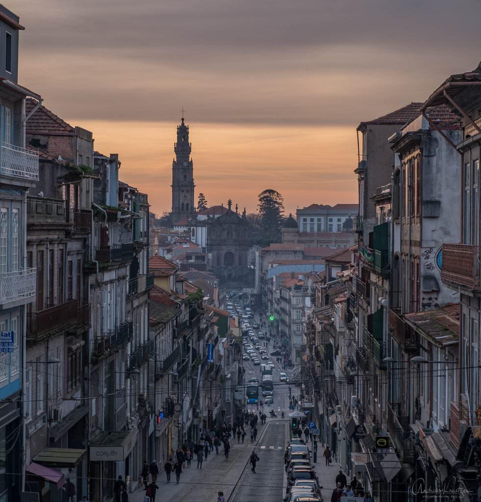 R. de 31 de Janeiro - Porto