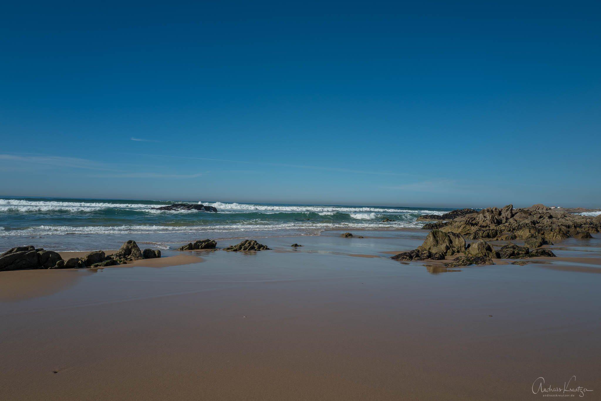 Strand von Leca