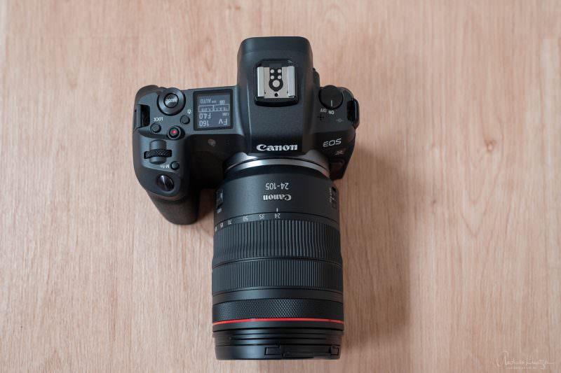 Canon EOS R mit 24-105