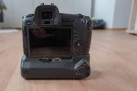 Canon EOS R mit Batteriegriff