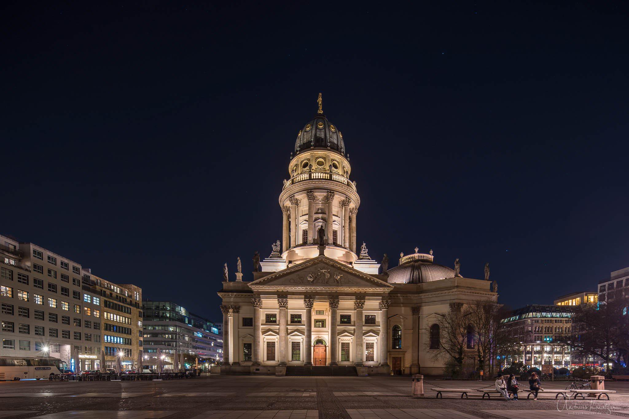 Deutscher Dom am Gendarmenmarkt in Berlin