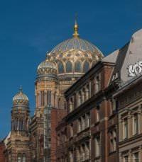 Neue Synagoge Berlin