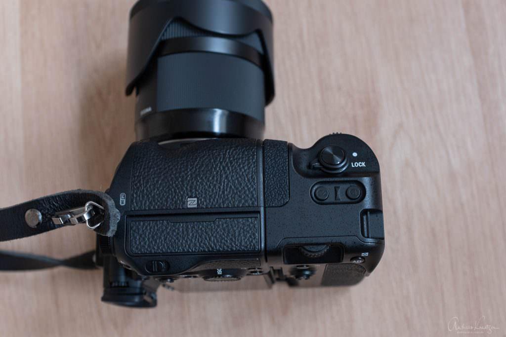 Batteriegriff Neewer für Sony A7III