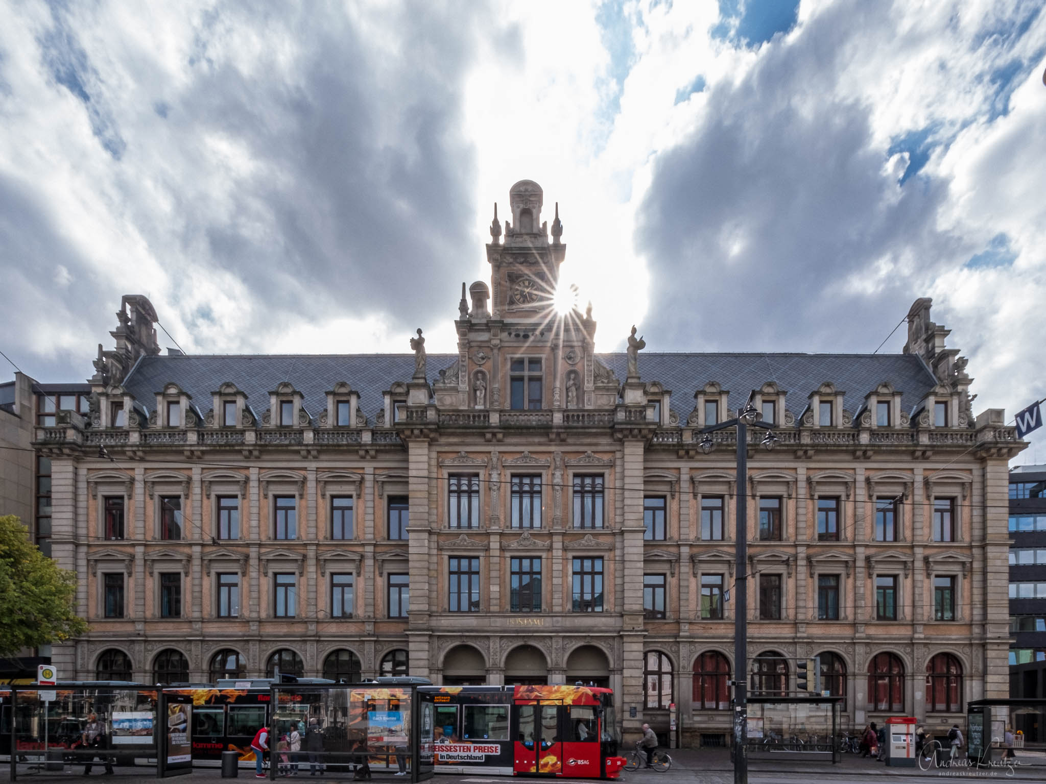 Bremen Postamt