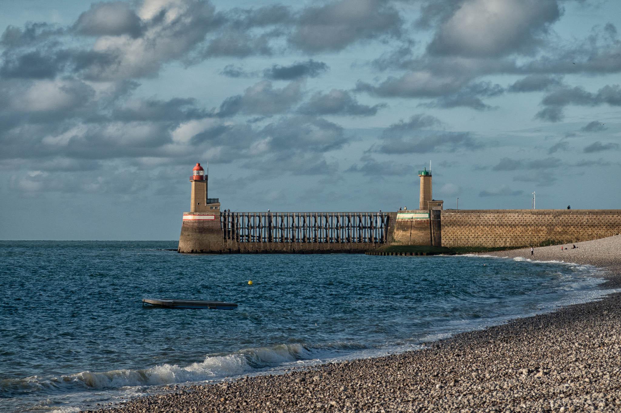 Hafen von Fecamp