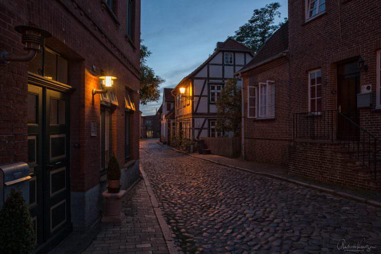 Lauenburger Altstadt 0714 II