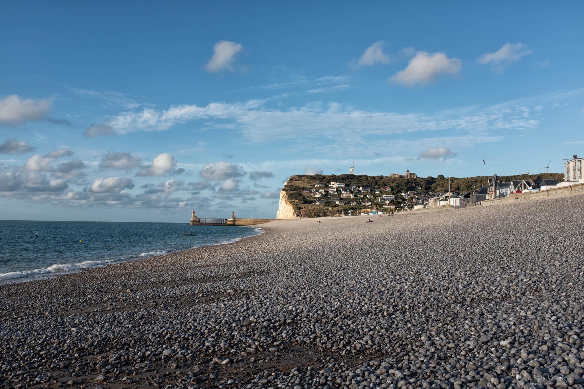 Strand von Fecamp