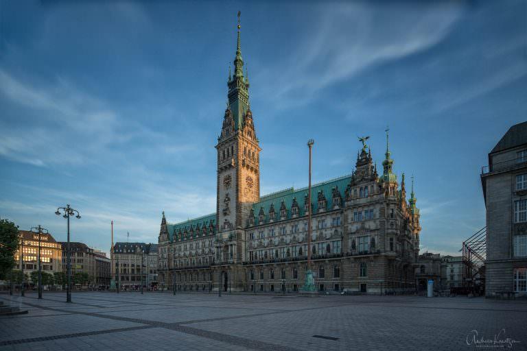 Hamburger Rathaus 0614