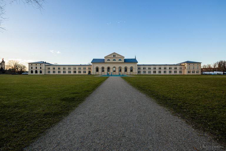 Marstall Schwerin