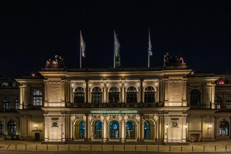 Handelkammer Hamburg