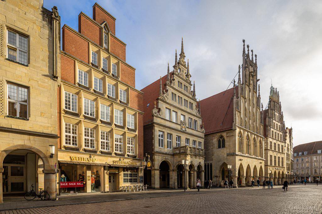 Historisches Rathaus Münster