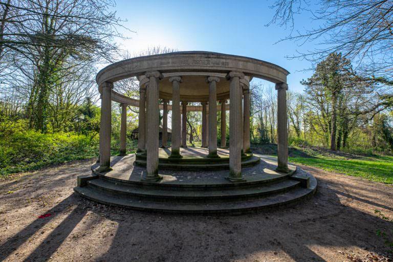 Paul Fischer Mausoleum