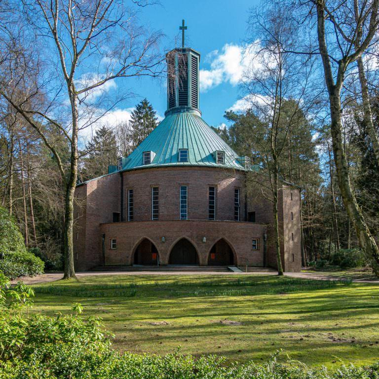 Bismarck Gedächtnis Kirche