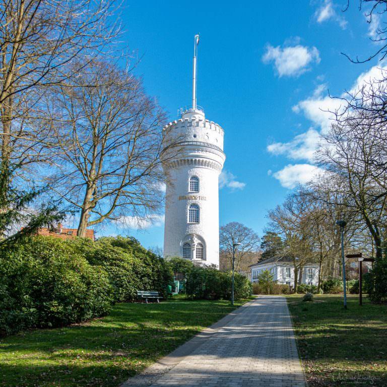 Bismarck-Turm Aumühle