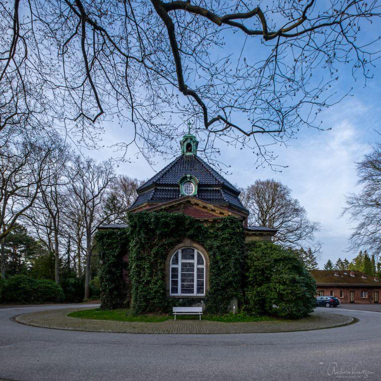 Kapelle I vom Bergedorfer Friedhof