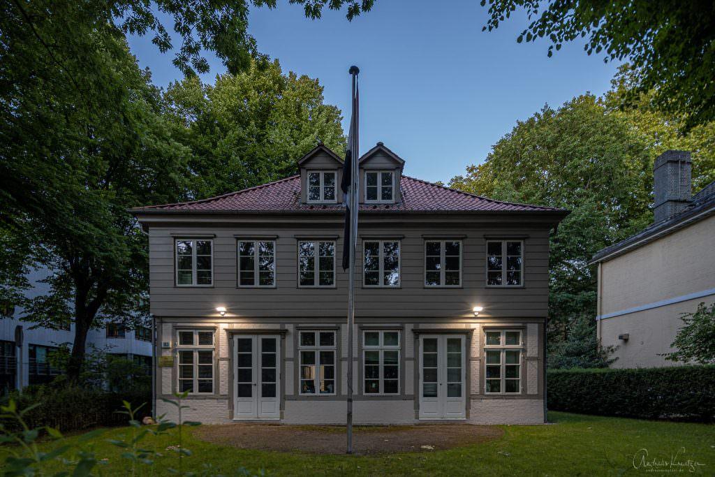 Fontenays Gartenhaus