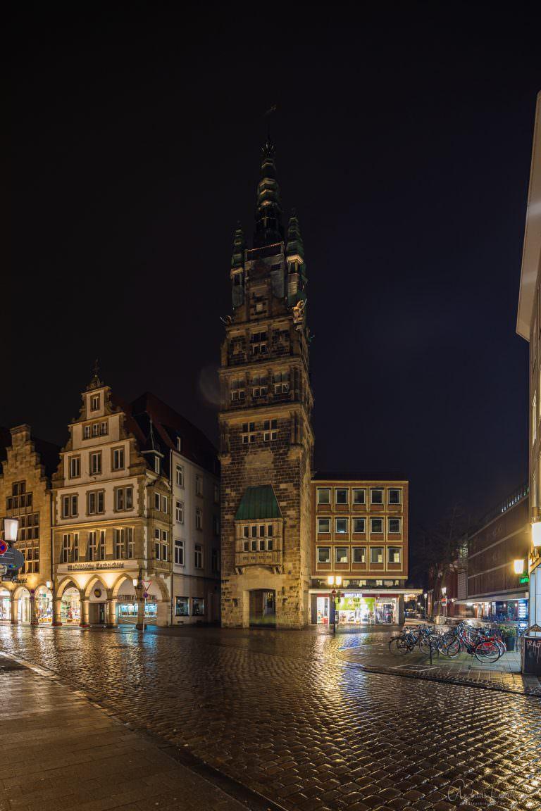 Stadthausturm, Münster