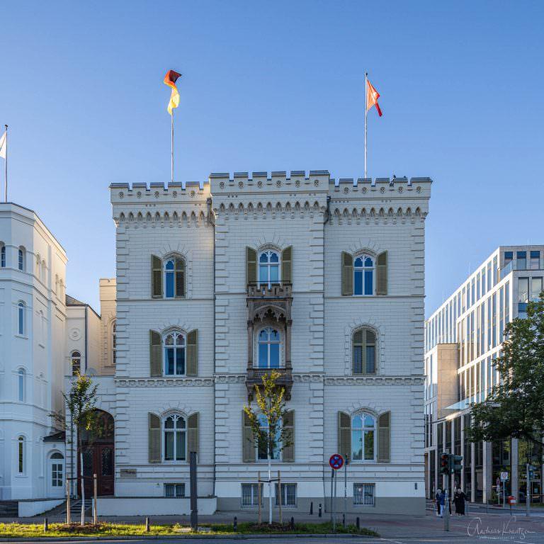 Stadthaus am Alsterglacis