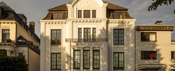 Haus an der Heilbrookstraße