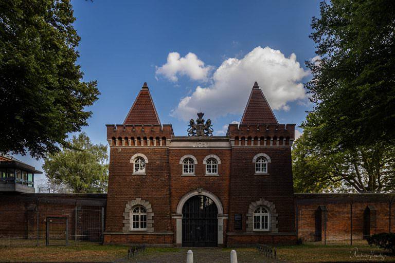 Altes Torhaus - KZ Gedenkstaette Fuehlsbuettel