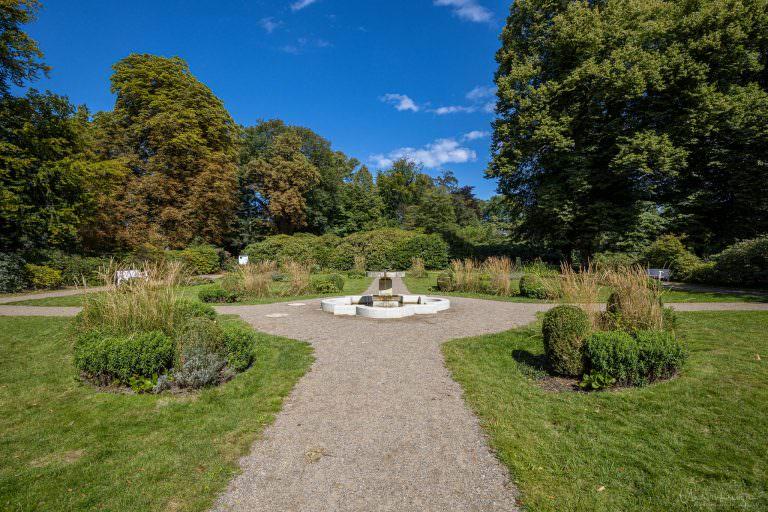Andreas Hansen Brunnen im Hirschpark