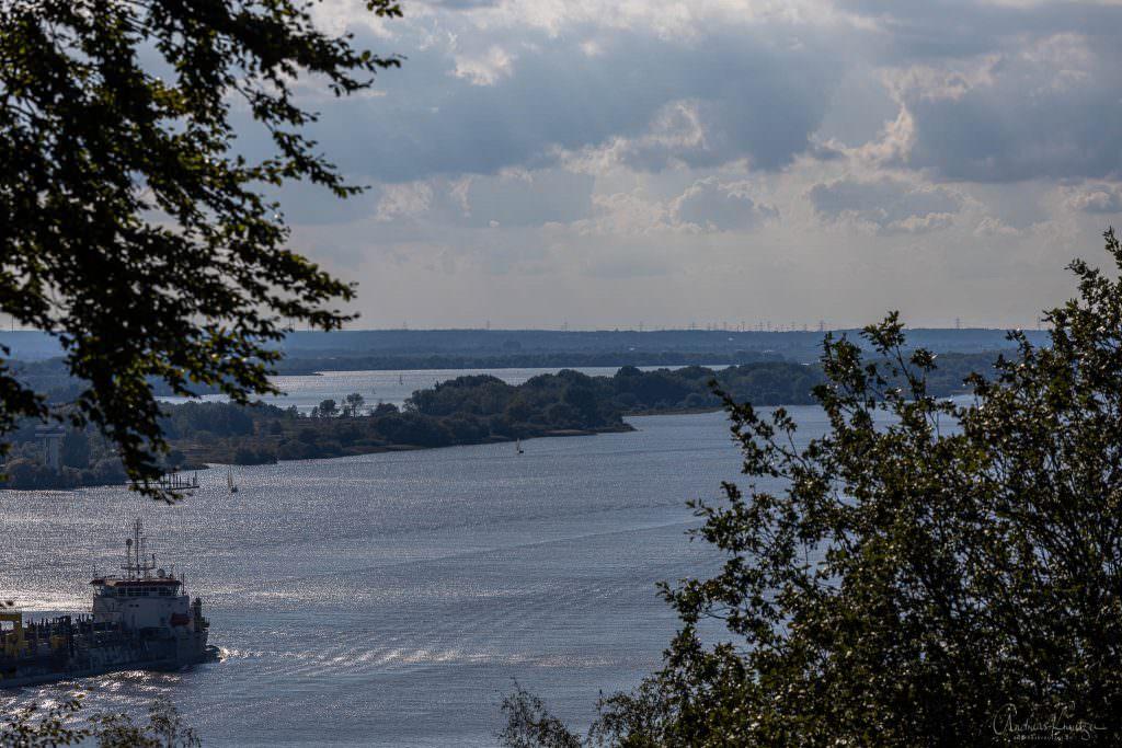 Blick vom Bismarckstein