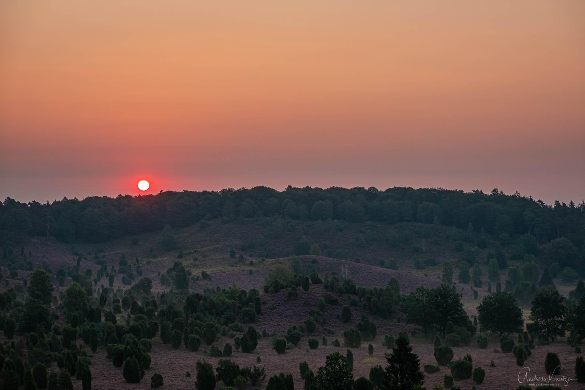Sonnenaufgang am Totengrund