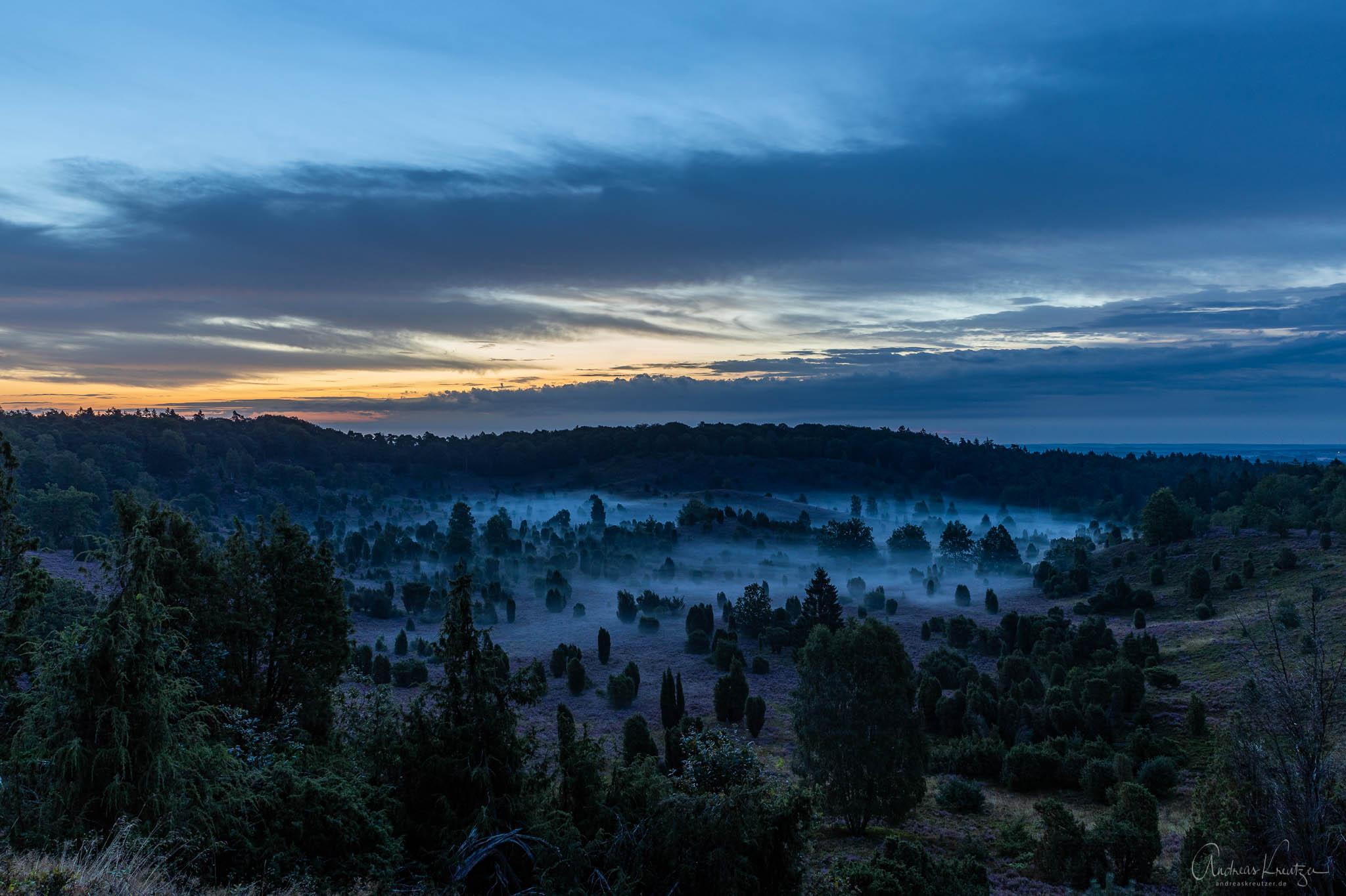 Vor Sonnenaufgang am Totengrund