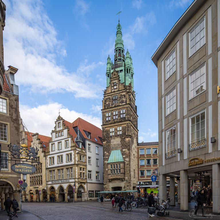 Stadthausturm Münster